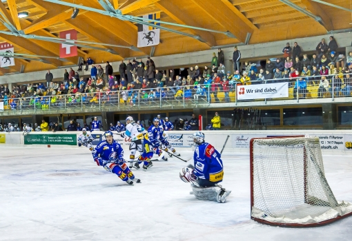 Hockey ZSC Lions vs Rappi Lakers SL82